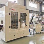 Аутоматска машина за пуњење течних флаша, Цлорок машина за пуњење избељивачком киселином