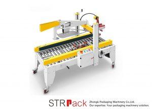 Аутоматска машина за заваривање картонских кутија са склопивим тракама