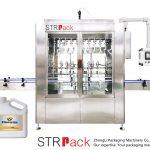 Аутоматска машина за течно пуњење течности