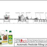 Аутоматска линија за пуњење пестицида