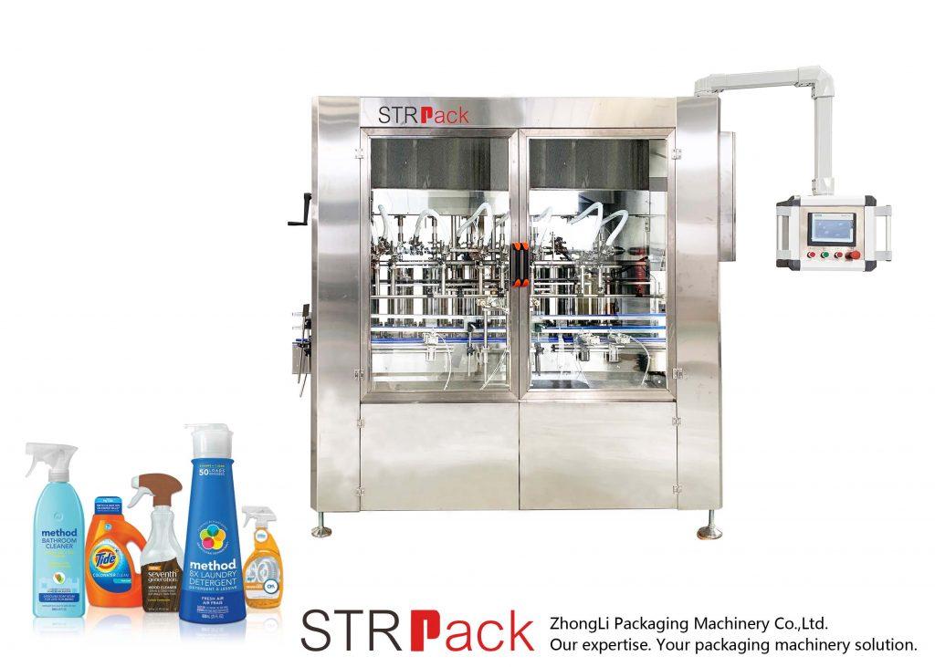 Аутоматска машина за пуњење серво пасте