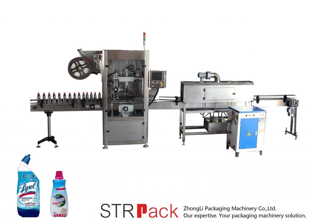 Аутоматска машина за етикетирање стезних рукавица