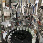 Произвођач машина за пуњење боје аеросола у спреју