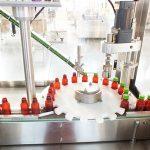 Аутоматска линија за паковање машина за аутоматско пуњење течних витамина